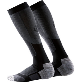 Skins Essentials Active Thermal Compression - Calcetines Running Hombre - negro